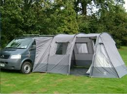 Caravan Awning Camper Vans A Guide To Of All Types