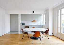 100 Apartment Design Magazine Septembres Apartment Renovation Features Mixed Flooring