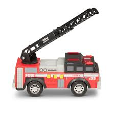 100 Tonka Crane Truck TOUGHEST MINIS Fire Ladder