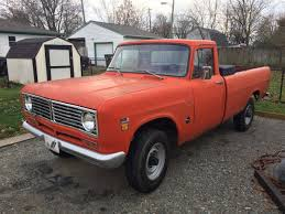 100 All Wheel Drive Trucks 1973 International 1210 For Sale 2218033 Hemmings Motor News