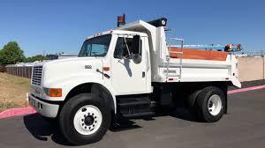 100 International 4700 Dump Truck 2002 57 Yard YouTube