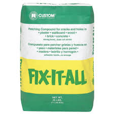 Wood Floor Patching Compound by Fix It All Patching Compound Dpfxl25 Do It Best