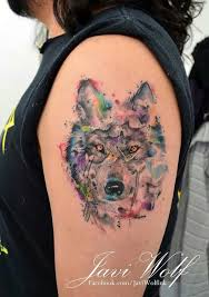 55 Wolf Tattoo Designs