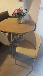 Space Saving Table And 4 Chairs! In DY10 Wyre Forest For £25.00 For ... Space Saving Kitchen Table And Chairs House Design Ipirations Saver Marvellous Classic Ikea Folding Ding Tables Surripuinet Spacesaving 4 Seater Ding Table Set In Blairgowrie Perth And Interior Sets With Next Day Delivery Room Set Value Compact 2 Seater Ideas 42 Inch Round Langford For 7500 Sale Of 3 Rustic Rectangular Benches 5 Pcs Wood W Storage Ottoman Stools Courtyard Costway Piece Dinette