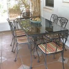 Vintage Wrought Iron Patio Furniture Woodard by Woodard Vintage Wrought Iron Table And Chairs Vintage Wrought