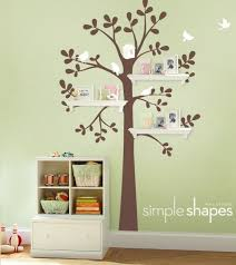Unusual Ideas Baby Room Wall Decor Nursery Owls Corners Interior
