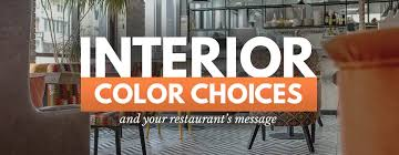 Restaurant Color Schemes