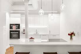 Talk About A Subtle Yet Impactful Home Remodeling Project Get Some Kitchen Inspiration In The Form Of Natural Materials Downtown Lofts And 80s Kind