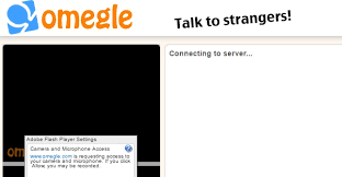 Omegle Video Call Chatting