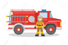 Fire Truck With Firefighter. On White Background. Man In Outfit ... Firefighter 1 Other Seriously Injured In Fire Truck Collision Cbs Dz License For Refighters New York City Refighter Truck Fdny Tower Ladder Driving Fire Stock Photo Dissolve Bizarre Accident Hospitalized After Falling Out Of His About Us Trucks Rescue Apk Download Gratis Simulasi Permainan Finds Stolen Completely Stripped Modern Flat Isolated Illustration Vector Drops From The During Refighting Ez Canvas Red Free Image Peakpx Buy Online Saurer S4c 1952 Tea Sheeted