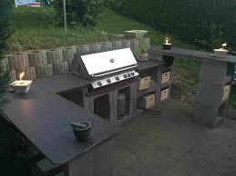 outdoor küche aus u steinen grillforum und bbq www