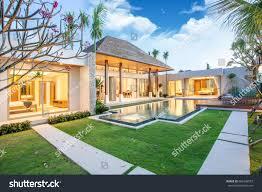 100 Villa House Design Luxury Exterior Pool Interior