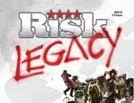 Risk Legacy Boardgame Review