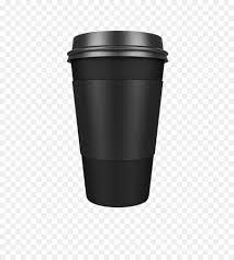 Coffee Cup Plastic Lid Mug