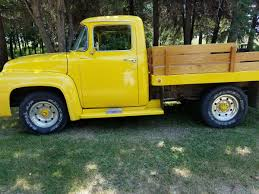 1956 Ford F250 For Sale #2070851 - Hemmings Motor News 1956 Ford Truck Parts Clackamas Auto On Twitter F100 4x4 Clackamasap 53 1953 Pickup Hot Rod Network Monoleaf And Disc Brake Upgrade Panel Rat Rods Stuck In The How To Install An Axle Flip Kit A 66 Youtube Utwo 56 Custom Bodiestroud Piupstrucks F600 Build Thread Abby Page 11 Enthusiasts Tractor Wrecking Then Now Automotive 481956 Accsories