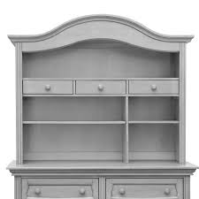 Munire Dresser With Hutch by Baby Appleseed Davenport 5 Piece Nursery Set 3 In 1 Convertible