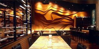 Rustic Modern Restaurant Decor