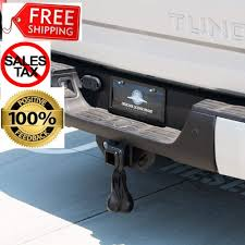 100 Balls For Truck Nuts Large Rubber Bull 8 Funny Hitch Cover Black