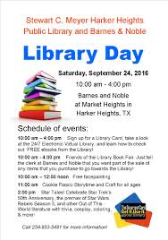 Library Day At Barnes And Noble -- Sat., Sept. 24 From 10am - 4 Pm Friends And Family Learning Space Grand Opening Wednesday March Recent Blog Posts Page 6 Dentist Near Me Contact Us Heights Dental Center Mark Our Mini Monster Mash Library Escape Room In Your Padawans Gather For Star Wars Reads Program At A Library Not So Dive In Tonight The Carl Levin Outdoor Pool Supheroes Fly Storytime Barnes Noble Local Signed Edition Books Black Friday Epublishing Workshop Saturday August 5 2017 200pm Sign Dr Seusss Wacky World Feb 28th Lisa Youngblood