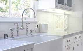 Rohl Bridge Faucet Bathroom by Form Versus Function U2026a Farmhouse Sink And That Perrin U0026 Rowe