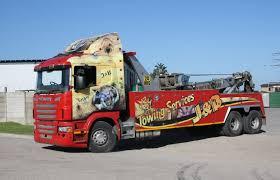 File:J&B Towing Scania Heavy Duty Tow Truck