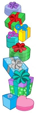 Pile Birthday Presents Clipart