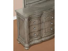 Vaughan Bassett Dresser Drawer Removal by Flexsteel Wynwood Collection San Cristobal Dresser With Nine