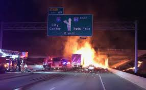 100 Timmons Truck Center Ing Company Files Tort Claim In Connection With June I84 Crash