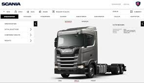 Making Inroads Into Digital Transformation With Scania: Insights ... Volvo Launches Truck Configurator Truck News Daf Configurator The Best In Industry Cporate Build Your Own Model 579 On Wwwpeterbiltcom 2017 Ford Raptor F150 Svt Build And Price Online Emmanuel Ramirez Interactive Designer Mack Granite Gearbox 122x Mod Euro Simulator 2 Mods Atv Utv Vision Wheel 2019 Ram 1500 Now Online Offroadcom Blog 2015 Chevrolet Colorado Goes Live Motor Trend Off Road Wheels Rims By Tuff