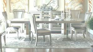 Elegant Glass Dining Room Sets Italian Ideas With Victorian Value City Furniture And Wall Decor Images