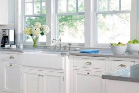 Add A Flawless Blue Dining Table Stunning Shelves And Countertop To Make Your Kitchen Look Impeccable