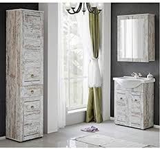 de badmöbel set quirin 62 4 tlg badezimmerschrank