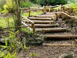 un escalier de jardin mode d emploi