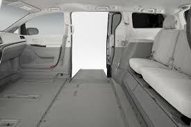Inside A Wheelchair Accessible Van