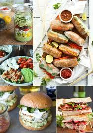 Lunch A Week Of Summer Ideas