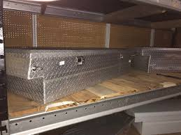 We Have A Few Used Truck Bed Tool Boxes Left In Stock   Truck Caps ... 2005 Peterbilt 387 Tool Box For Sale 401623 Used Full Size Truck Tool Box Boxes Side For Trucks Suppliers And Bed Liner 3 Used Weather Guard Truck Tool Boxes Item C2081 Sold New Parts American Chrome Toolboxes On Shoppinder Gaylords Lids For Classics Rancheros El Matco Hawkeye Graphics Delta Pro 1002 Underbed 36 X 12 14 In
