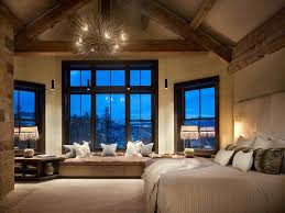 Rustic Contemporary Bedroom Ideas Rustic Contemporary Master