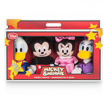 Mickey Mouse Bathroom Set Amazon by Amazon Com Official Disney Mickey Mouse U0026 Friends 4 Finger