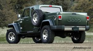 Jeep Gladiator Pickup Concept – AutonetMagz :: Review Mobil Dan ... What If Your 20 Jeep Gladiator Scrambler Truck Was Rolling On 42 This Is The Allnew Pickup Gear Patrol 2018 Review Youtube With Regard The Commercial Launch In Emea Region Heritage 1962 Blog 1967 J10 J3000 Barn Find Brings Back Truck Wkbt Jeep Gladiator Pickup Concept Autonetmagz Mobil Dan Spy Shoot At Cars Release Date 2019 Elbows Into Wars Take A Trip Down Memory Lane With Jkforum