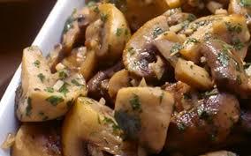 cuisiner cepes frais recette chignons de cuits facile économique et simple