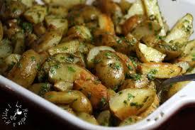 comment cuisiner les pommes de terre de noirmoutier bonnottes de noirmoutier rôties à la chermoula la marmite à m
