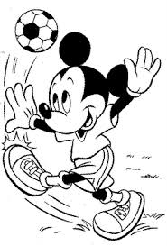 Free Printable Mickey Mouse Coloring Pages