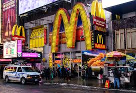 100 Food Trucks In Nyc New Yorkers Are Bypassing Food Trucks For McDonalds As Fast