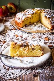 schneller bratapfel joghurt kuchen ahalni sweet home
