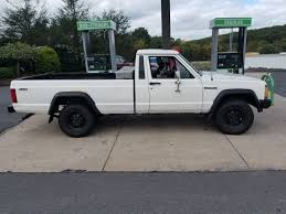 100 Trucks Paper 1987 JEEP COMANCHE PICKUP For Sale Cars Shop