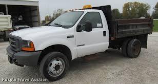 100 Ford F450 Dump Truck 2000 Super Duty Dump Truck Item DE5880 SOLD N