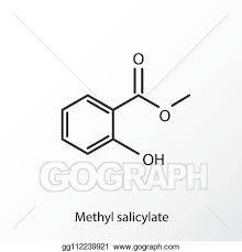 methyl salicylate formula