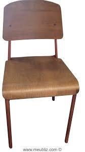 chaise d colier chaise d écolier par jean prouvé meuble design
