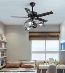 kinder zimmer boy schlafzimmer fan licht flugzeug dekorative kindergarten baby zimmer stille decke fan licht