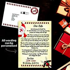 Free And Paid For Letter From Santa Last Posting Dates For Your